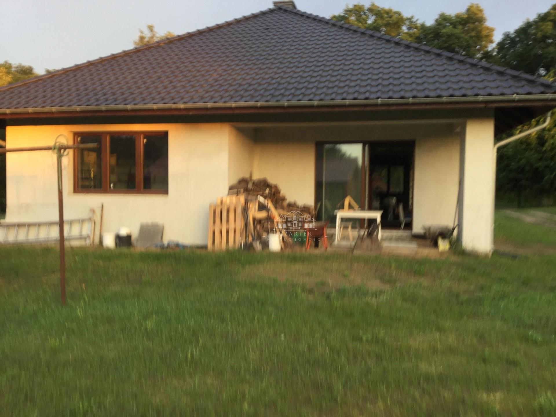 Dom w stanie surowym w Górzykowie