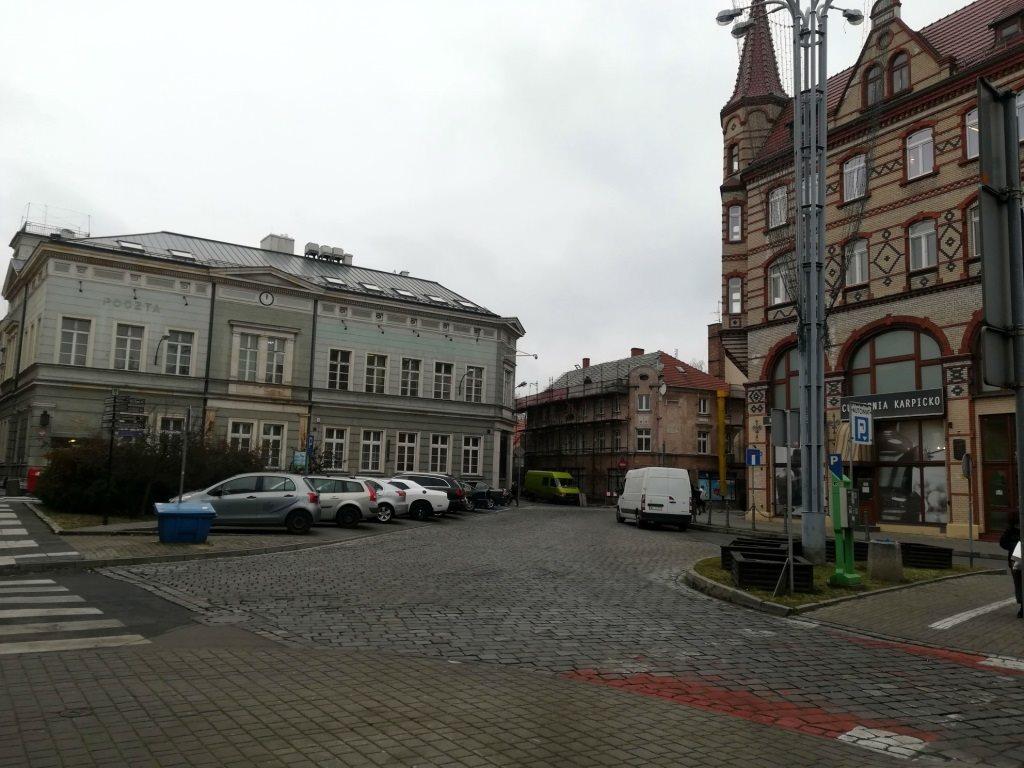 Lokal biurowy w samym centrum miasta- Plac Pocztow